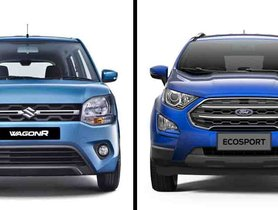 5 Best Cars for the Elderly - Ford EcoSport to Maruti Wagon R