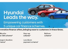 Hyundai Introduces 5 Unique Finance Schemes To Suit Everyone's Need
