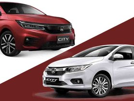 Current Honda City To Remain On Sale Alongside The New Model