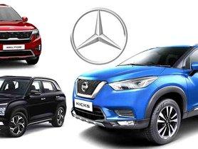 Nissan Kicks Gets Mercedes Power – More Powerful Than 1.4 Turbo Variants of Kia Seltos and Hyundai Creta