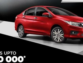 BS6 Honda City Available With Offers Worth Rs 1 Lakh