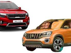Next-Gen Suzuki Vitara Could Be A Kia Seltos Rival In India