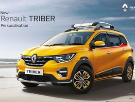 Renault Triber Accessories Price List: All Brilliant Add-ons to Personalise Your Triber