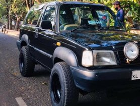 Will You Pay Rs 3 Lakh For This 1998 Tata Sierra Turbo?