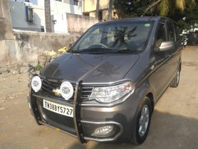 Chevrolet Enjoy TCDi LTZ 8 Seater 2014 MT for sale in Coimbatore