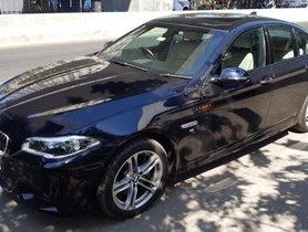 Used BMW 5 Series 2014 AT for sale in Chennai