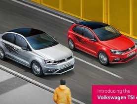 Volkswagen Polo and Vento get Limited Edition Models