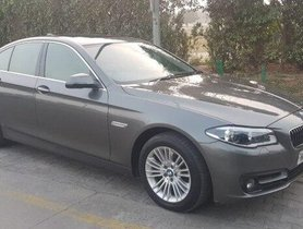 BMW 5 Series 520d Luxury Line 2015 AT in New Delhi