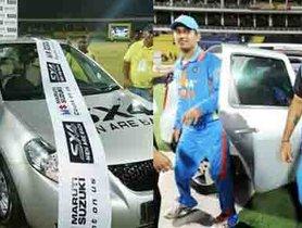 Renault Duster to Maruti SX4 - 5 Humble cars of MS Dhoni and Virat Kohli