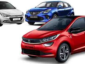 Tata Altroz to Get A LOT MORE POWERFUL than Maruti Baleno and Hyundai Elite i20