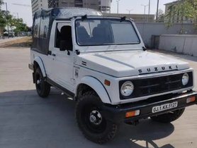 Will You Buy This 22-year-old Maruti Gypsy On Sale For 50% Of Its Original Price