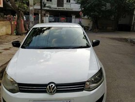 Used Volkswagen Polo, 2012, Diesel MT for sale in Hyderabad