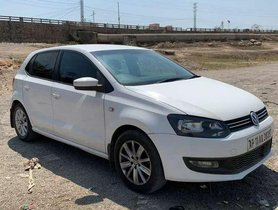 Used Volkswagen Polo 2012 Diesel MT for sale in Hyderabad