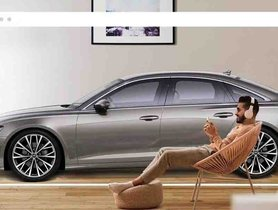 An Audi Showroom In Every Home! - Here's A Future-ready Car Buying Solution