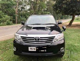 Used 2009 Toyota Fortuner MT for sale in Patiala