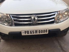 Used Renault Duster 2013 MT for sale in Patiala