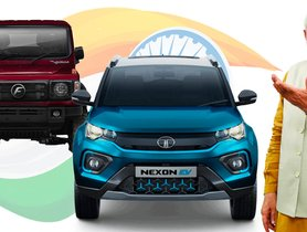 Tata Nexon EV to Force Gurkha - 5 Cars to Buy in Support of PM's 'Vocal for Local'