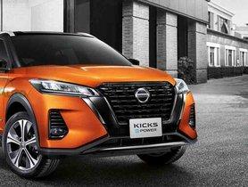 Nissan Kicks E-Power To Launch Today