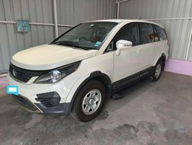 Used Tata Hexa 2018 AT for sale in Salem