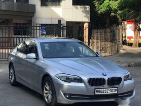 Used BMW 5 Series 2013 AT for sale in Thane