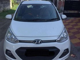 Used 2015 Hyundai Grand i10 Sportz MT for sale in Patiala