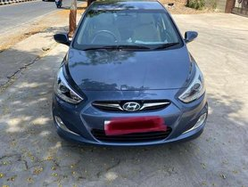 Used 2014 Hyundai Verna MT for sale in Anand