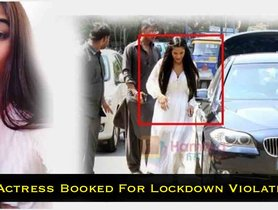 FIR Registered Against Poonam Pandey For Violating Lockdown In A BMW