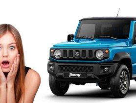 Suzuki Jimny Waiting Period Touches 1.5 Years!!