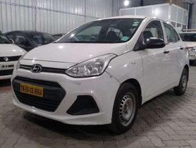 Used Hyundai Xcent, 2016, Diesel MT for sale in Dindigul