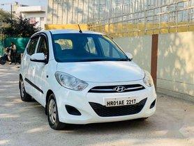 Used Hyundai i10 Magna 2011 MT for sale in Ambala