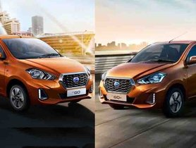 Buy BS6 Datsun Go and Go+ Now, Pay In 2021
