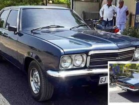 This Hindustan Contessa Classic Looks Like It Rolled Off the Production Line Hours Ago