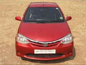 Used Toyota Etios G, 2011, Petrol MT for sale in Mumbai