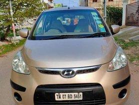 Used Hyundai I10, 2009, Petrol MT for sale in Chennai