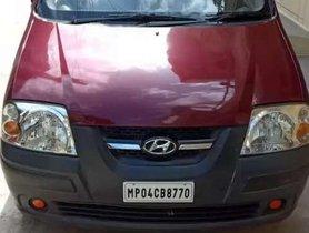 Used Hyundai Santro Xing 2008 MT for sale in Hoshangabad