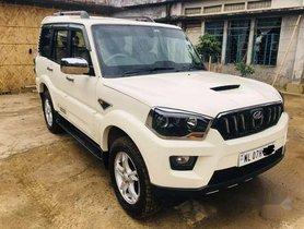 Used Mahindra Scorpio 2017 MT for sale in Dimapur