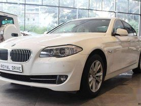 Used 2012 BMW 5 Series AT for sale in Kozhikode