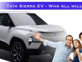 New Tata Sierra EV - Who All Will Buy It