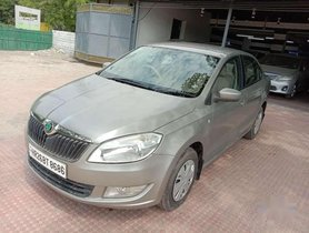 Used Skoda Rapid 2012 MT for sale in Gurgaon