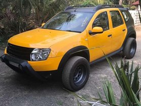 Used 2013 Renault Duster MT for sale in Thrissur