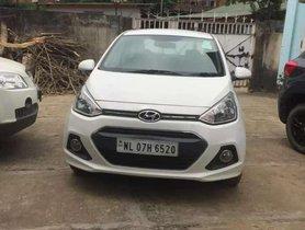 2017 Hyundai Xcent MT for sale in Dimapur
