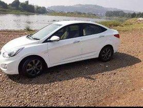 2012 Hyundai Verna MT for sale in Chiplun