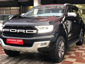 Used Ford Endeavour 2017 AT for sale in Patiala
