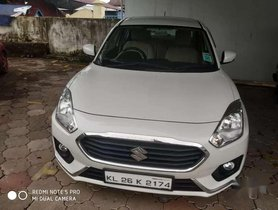 Used Maruti Suzuki Dzire 2019 AT for sale in Adoor