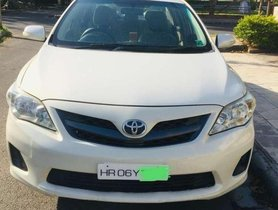2012 Toyota Corolla Altis 1.8 G MT for sale in Ambala
