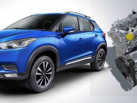 New Mercedes Engine For Nissan Kicks To Even Make It To Future Nissan-Renault SUVs in India