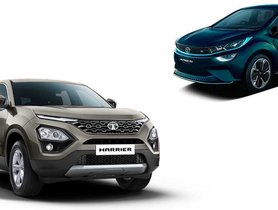 Tata Harrier Petrol to Altroz Electric - 5 Tata Cars to Launch This Fiscal