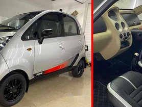 This Used Tata Nano Costs Lesser Than Honda Activa, Offers Many Features