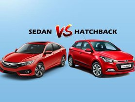 Sedan vs Hatchback – What Are The Differences?