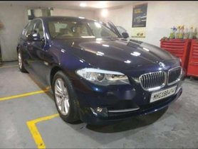 Used 2012 BMW 5 Series 525d AT for sale in Mumbai